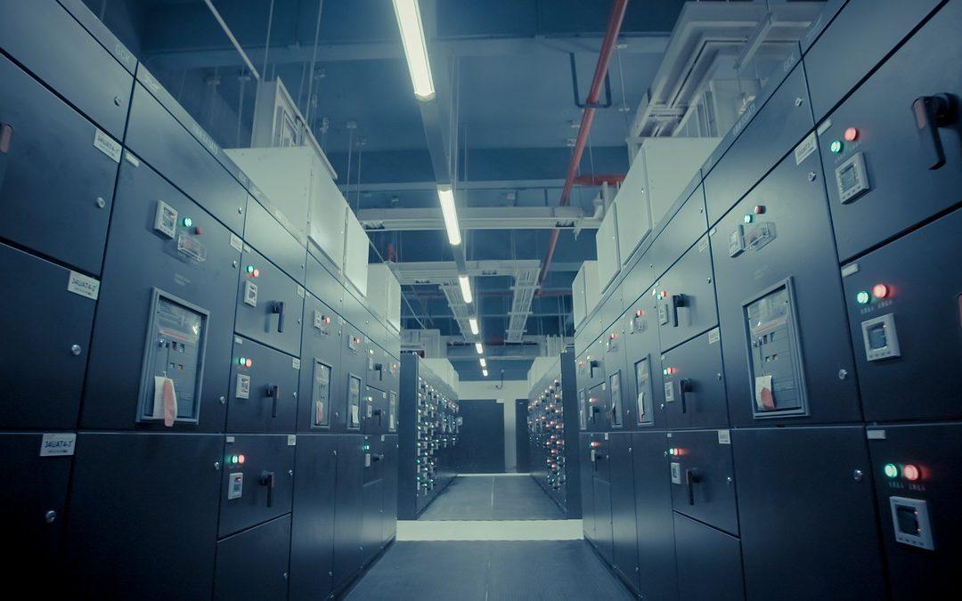 Как изглежда модерният център за данни?